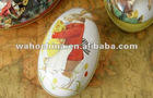 metal easter egg
