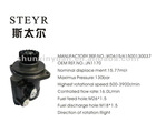 steyr truck power steering pump