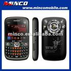 Unlocked GSM Quad Band 3 SIM TV Phone Big Speakers Q777