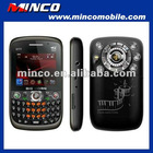 Unlocked GSM Quad Band 3 SIM TV Phone Big Speakers Q777