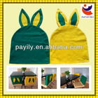 Felt Material Bunny Style Easter Decoration