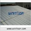 Metal or magnesium super insulation roof tile