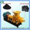Automatic temperature controlled charcoal powder briquette screw machine