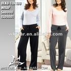 ladies fashion apparel drawstring pants