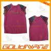 girl's fashion rash guard