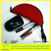 Multi function neoprene pencil bag with zipper