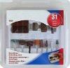 mini accessory kits / rotary tool accessory set / 31pcs sanding and grinding kits