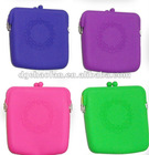 silicone leisure bag for girl