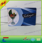 CR80 Standard Sized Plastic Gift Card