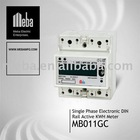 watt hour meter MB011GC