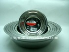Stainless steel soup bowl/basin