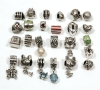 alloy charms beads