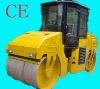 KATER Double drum vibratory road roller with CE