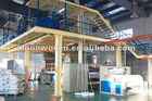 2012 NEW PP NONWOVEN FABRIC PRODUCTION LINE