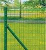 Iron Holland Style Fence