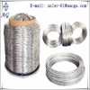 polished stainless steel wire