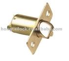 Cylindrical latch