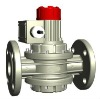 AF05B-DN40B/F 24V gas safety shut off valve with alarm