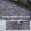 manufacturer for grey slate for wall cladding panels