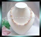Multi-colored Freshwater Pearl Necklace Pearl Necklace Design Ideas Love Pearl Necklace