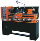 Universal mechanical precision metal lathe