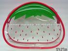 Sell hot pvc kids case , Cake shape toys bag