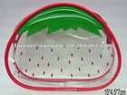 Sell hot pvc kids case , Cake shape toys bag