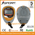 2013 100 Laps Timer Professional 3ATM Waterproof Referee Digital Sport Coaches Brand Stopwatch