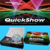 Pangolin Quick Show software for ILDA cartoon laser projector