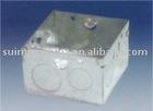 Assemble cable metal meter box