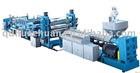 Screw plastic extruding machine