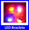 Party Iridescent Clignotant Glowing Cheap LED Animal Bracelet as Gift