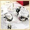Blank Crystal Clear Wedding Diamonds for Bride Souvenirs