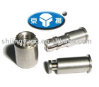 Fasteners for PC board- Retaining spacer Sliding standoff