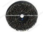200mm Steel Wire Rope Brush