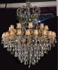 big size hotel crystal chandelier light