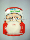 Funny party toy my merry Christmas costume mustache