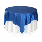 100% POLYESTER DYED HOTEL/BANQUET/DINING TABLE TABLECLOTH