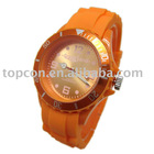 2011 fashion watches silicone