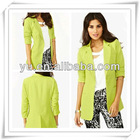2013 Summer Latest Ladies Beach Club Blazer,Ladies Blazer