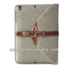 High Quality PU Rotary Protector Case for iPad Mini Snap On Leather Pouch Patten