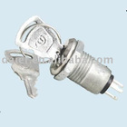 12mm key selector switch