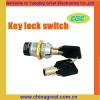 KEY LOCK SWITCH suppliers electronic key lock switch