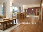 Wide Plank Oak Hardwood Flooring