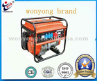 Electric Starting 5700 5kva Gasoline Silent Generator