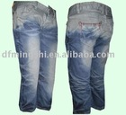 Fashion jeans pants