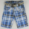 2012 Summer Check Boys Shorts