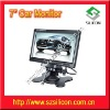 New 7inch CCTV monitor