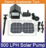 P020C Solar pumps for ponds