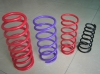 automobile suspension spring